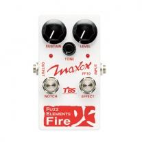 Maxon FF-10 Fuzz Elements Fire