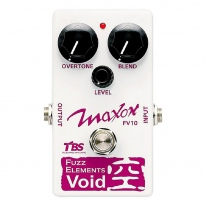 Maxon FV-10 Fuzz Elements Void
