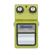 Maxon OSD-9 Overdrive/Soft Distortion