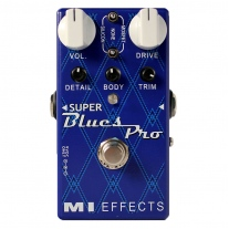 MI Audio Super Blues Pro Overdrive