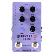 Mooer R7 X2 Reverb