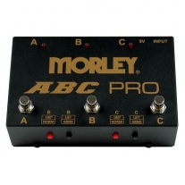 Morley ABC Pro 3-Button Switcher/Combiner