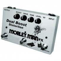 Morley Dual Boost Distortion by Morley Man FX