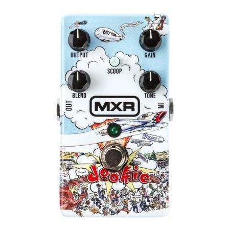 MXR DD25 Green Day Dookie Drive