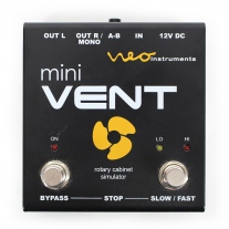 Neo Instruments Mini Vent Rotary Speaker Simulator