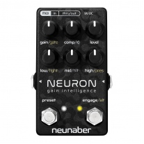 Neunaber Neuron Gain Intelligence Preamp/Overdrive