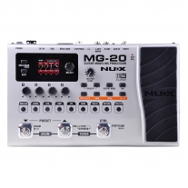 NUX MG-20 Multi-Effects Processor