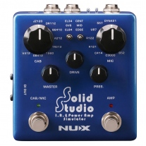 NUX NSS-5 Solid Studio Power Amp Simulator