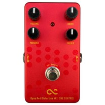 One Control Dyna Red Distortion 4K Distortion