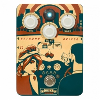 Orange Getaway Driver Overdrive