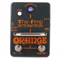 Orange The Amp Detonator ABY Switcher