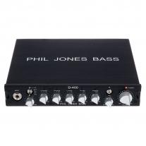 Phil Jones D-400 Head 400W Bass Amp Head