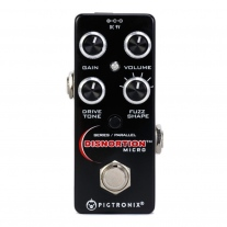 Pigtronix Disnortion Micro Fuzz/Overdrive
