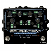 Pigtronix Echolution 2 Ultra Pro Multi-Tap Delay