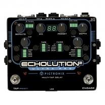 Pigtronix Echolution 2 Ultra Pro Multi-Tap Delay