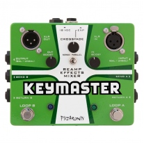 Pigtronix Keymaster Reamp Effects Mixer