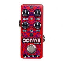 Pigtronix Octava Micro Octave/Fuzz