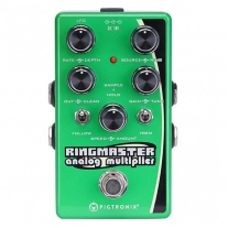 Pigtronix Ringmaster Analog Multiplier Ring Modulation/Tremolo/Harmonizer