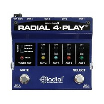 Radial 4-Play Active DI