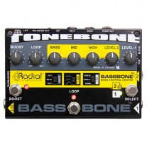 Radial Bassbone V2 Two Channel Bass Preamp/DI
