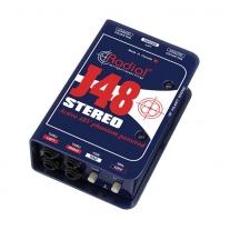 Radial J48 Stereo DI