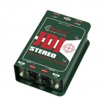 Radial JDI Stereo Passive DI