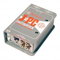 Radial JPC Stereo PC-AV DI