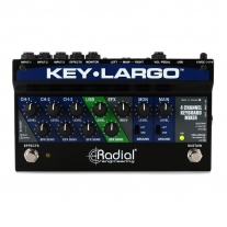 Radial Key-Largo Multi-Channel Keyboard Mixer