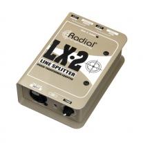 Radial LX-2 Line Splitter
