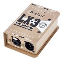 Radial LX-3 Line Splitter
