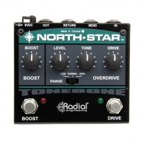 Radial North-Star Overdrive/Booster