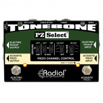 Radial PZ Select Two Channel Instrument Switcher