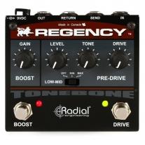 Radial Regency Overdrive/Boost