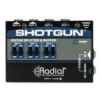 Radial Shotgun Splitter