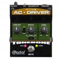 Radial Tonebone AC-Driver Acoustic Instrument Preamp
