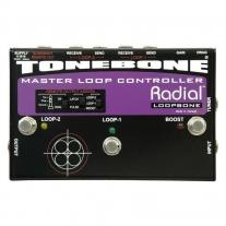 Radial Tonebone Loopbone Master Loop Controller