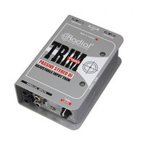 Radial Trim-Two Passive Stereo DI