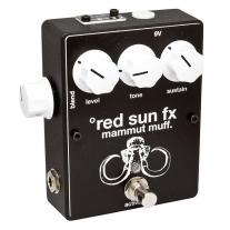Red Sun FX Mammut Muff Fuzz/Distortion