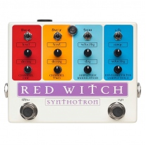 Red Witch Synthotron Analog Synth