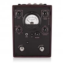 Retro Mechanical Labs EFC Retro Distortion Wood Box Vintage Meter