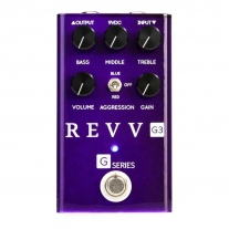 Revv G3 Distortion