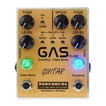 Rodenberg GAS Overdrive/Boost