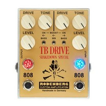 Rodenberg TB Drive Shakedown Special Overdrive