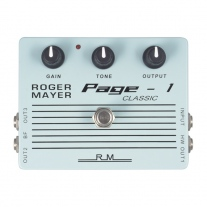 Roger Mayer Page-1 Classic Fuzz