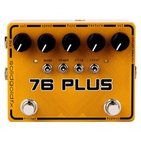 SolidGoldFX 76 Plus Octave/Fuzz/Filter