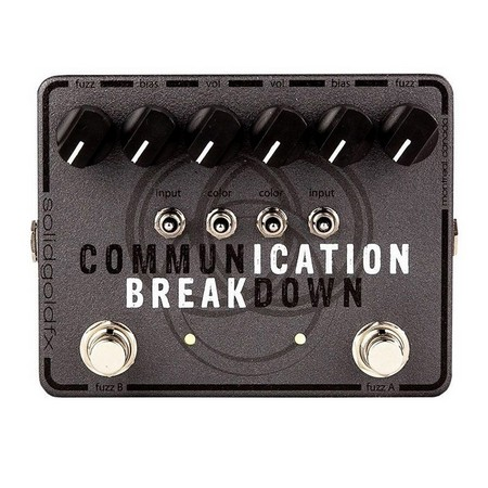 SolidGoldFX Communication Breakdown Fuzz