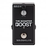 SoloDallas Schaffer Boost Solo-X Booster