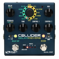 Source Audio Collider Delay/Reverb