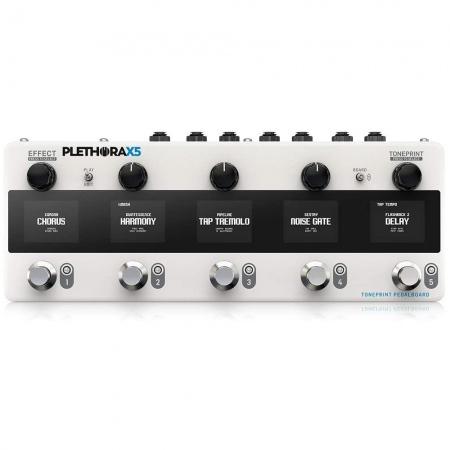 TC Electronic Plethora X5 TonePrint Multi-Effects