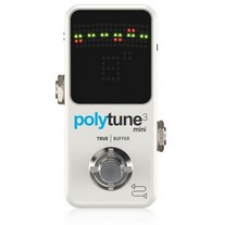 TC Electronic PolyTune 3 Mini Tuner/Buffer